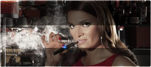 Ecigareta Mahulena Bočanová : Realizovali jsme výrobu reklamního videa